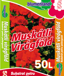 Agroland muskátli virágföldek